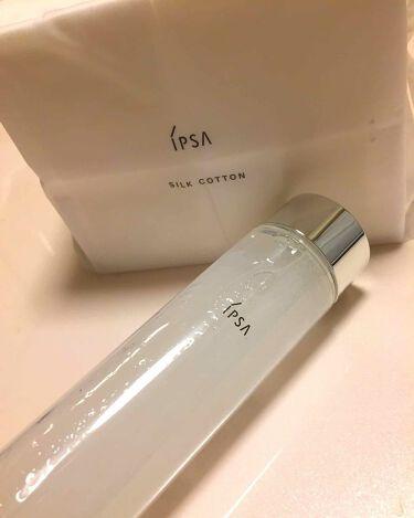 スキンクリアアップローション 1/IPSA/化粧水を使ったクチコミ(1枚目)