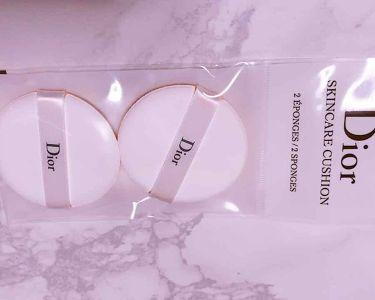 Dior スキンケアクッション