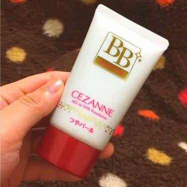 BBクリーム パール入り/CEZANNE/化粧下地を使ったクチコミ(1枚目)