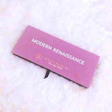 MORDERN RENAISSANCE /アナスタシア(海外)/パウダーアイシャドウを使ったクチコミ(2枚目)