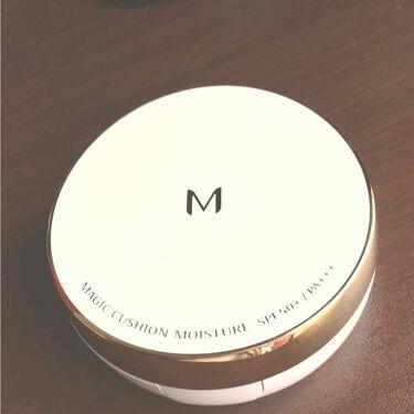 もっぴさんの「MISSHA(ミシャ)M クッション ファンデーション(モイスチャー)<その他ファンデーション>」を含むクチコミ