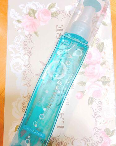 シャンプーフローラルの香り/アクアシャボン/香水(メンズ)を使ったクチコミ(1枚目)