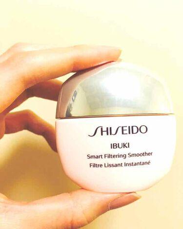 IBUKI スマート フィルタリング スムーザー/SHISEIDO/美容液を使ったクチコミ(1枚目)