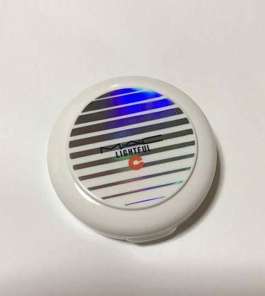 ライトフル C SPF 50 クイック フィニッシュ コンパクト/M・A・C/リキッドファンデーションを使ったクチコミ(1枚目)