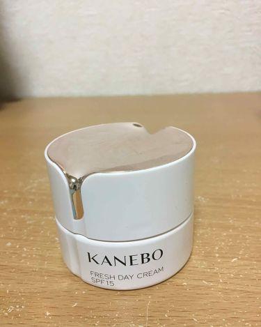 カネボウ フレッシュ デイ クリーム/KANEBO/化粧下地 by ちぃ