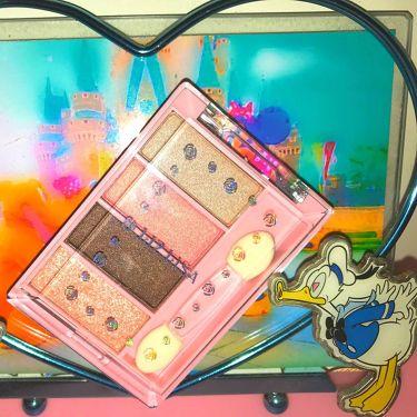 ほ  の  か \♥︎/さんの「LIZLISA(リズリサ)プリンセスドノエルスペシャルコフレセット<メイクアップキット>」を含むクチコミ
