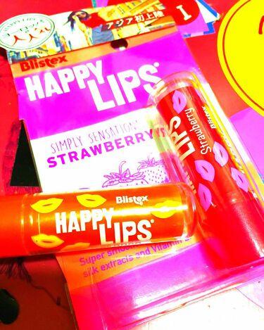 Blistex(ブリステックス)HappyLip