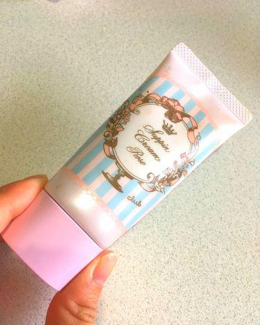 すっぴんクリーム マシュマロマット(パステルローズの香り)/クラブ/化粧下地を使ったクチコミ(1枚目)