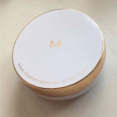 むーさんの「MISSHA(ミシャ)M クッション ファンデーション(モイスチャー)<その他ファンデーション>」を含むクチコミ
