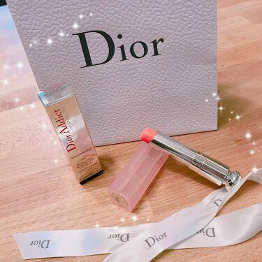 ディオール アディクト リップ グロウ/Dior/リップケア・リップクリーム by シブアヤ