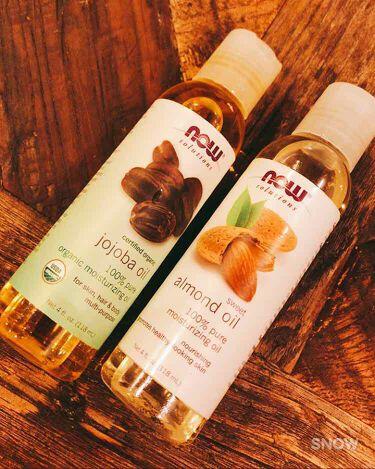 Jojoba Oil/Now Foods/ボディクリーム・オイル by rinrinaloha