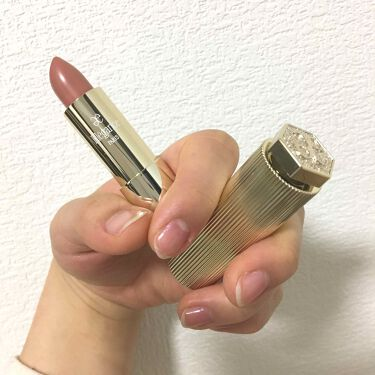 ミシック ルージュ リュクス/Elégance/口紅を使ったクチコミ(1枚目)