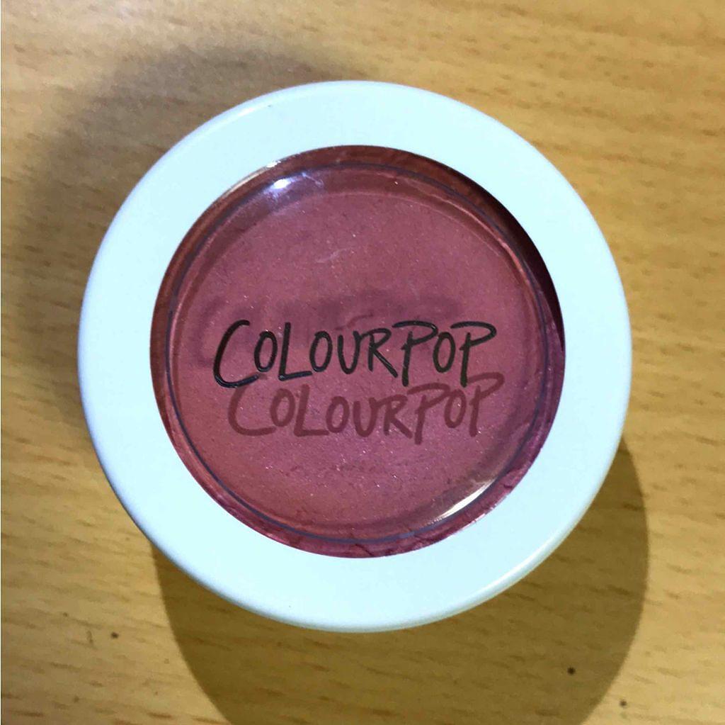 ColourPop(カラーポップ) Super Shock Cheek