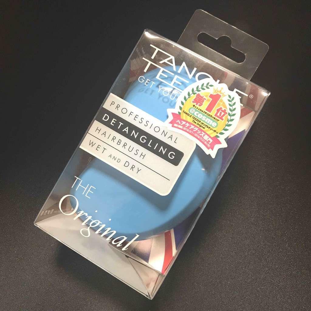 TANGLE TEEZER(タングル ティーザー) タングルティーザー ザ オリジナル スカイブルー
