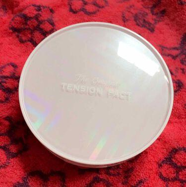 ザ オリジナル テンションパクト パーフェクトカバー/MISSHA/クリーム・エマルジョンファンデーションを使ったクチコミ(1枚目)