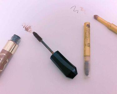 miiinaさんの「エクセルパウダー&ペンシル アイブロウEX<アイブロウペンシル>」を含むクチコミ