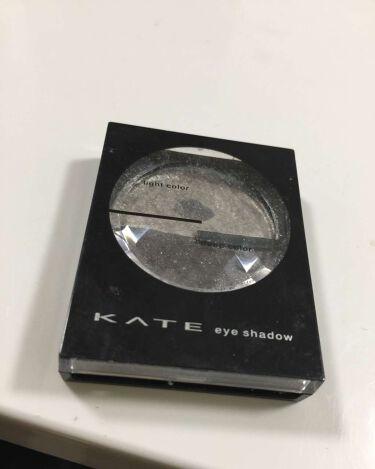 デュアルブレンドアイズ/KATE/パウダーアイシャドウを使ったクチコミ(1枚目)