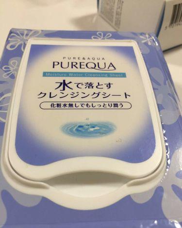 高野胡桃♡くぅスにョ!!♡さんの「PUREQUA(ピュアクア)PUREQUA水で落とすクレンジング<その他クレンジング>」を含むクチコミ