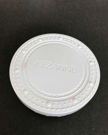 UV フェイスパウダーN/CEZANNE/プレストパウダーを使ったクチコミ(1枚目)