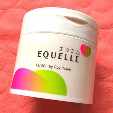 エクエル/EQUELLE/健康サプリメントを使ったクチコミ(1枚目)