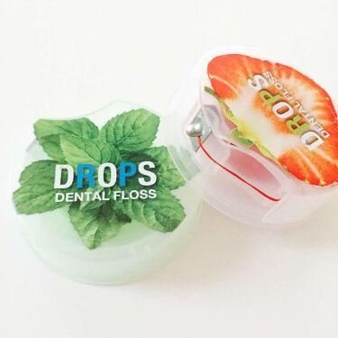 DROPS(ドロップス)/OKAMURA/歯ブラシ・デンタルフロスを使ったクチコミ(3枚目)