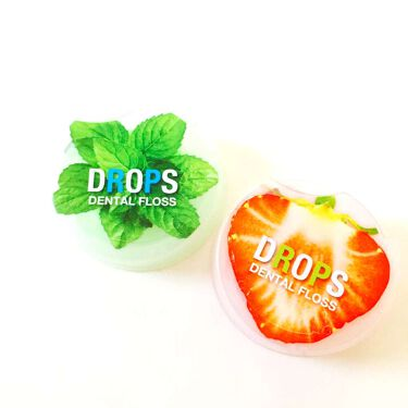 DROPS(ドロップス)/OKAMURA/歯ブラシ・デンタルフロスを使ったクチコミ(2枚目)