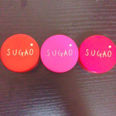 スフレ感チーク&リップ/SUGAO/ジェル・クリームチークを使ったクチコミ(1枚目)