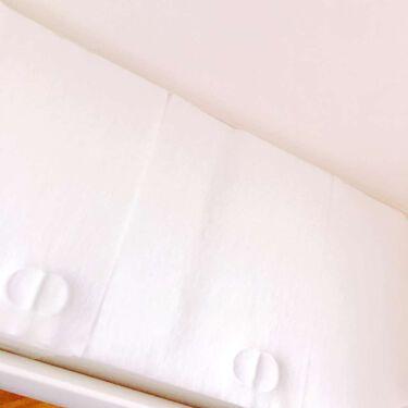 ディオール フェイシャル コットン/Dior/コットンを使ったクチコミ(2枚目)