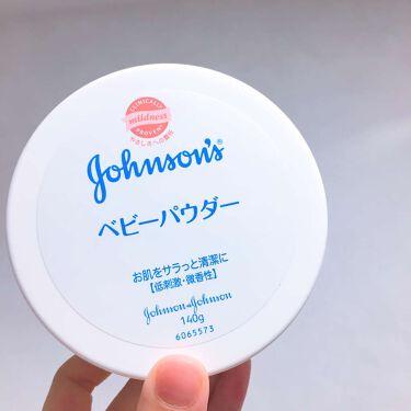 aさんの「ジョンソンベビージョンソン ベビーパウダー<デオドラント・制汗剤>」を含むクチコミ
