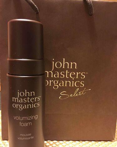 ボリューマイジングフォーム/john masters organics/ヘアムース by ma-☆