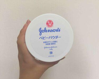 ジョンソン ベビーパウダー/ジョンソンベビー/ボディパウダー by マ~イ