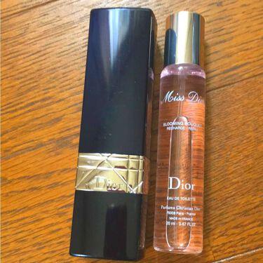ミス ディオール ブルーミング ブーケ パース スプレー/Dior/香水(レディース)を使ったクチコミ(1枚目)