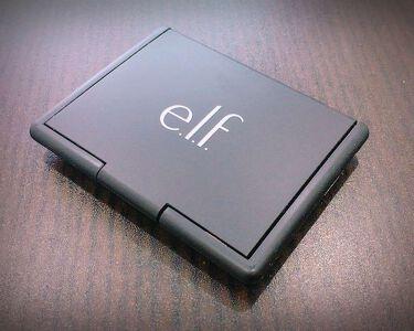 morichanさんの「e.l.f.elf コンタリングブラッシュ&ブロンジングパウダーフィジーマット<プレストパウダー>」を含むクチコミ