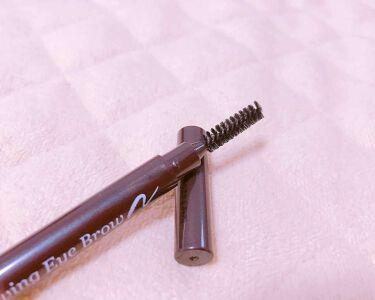 ドローイング アイブロウ ペンシル/ETUDE HOUSE/アイブロウペンシルを使ったクチコミ(3枚目)