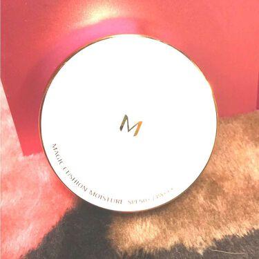 M クッションファンデーション(スターダスト)/MISSHA/その他ファンデーションを使ったクチコミ(1枚目)