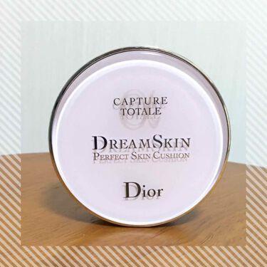 【旧】カプチュール トータル ドリームスキン クッション/Dior/クッションファンデーションを使ったクチコミ(1枚目)