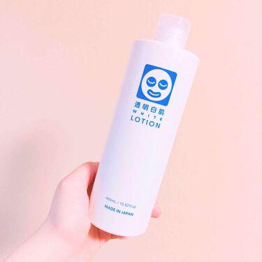 ホワイトローション/透明白肌/化粧水 by 잎달✰いぷたる