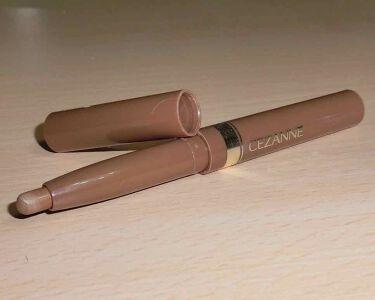 太芯アイブロウ/CEZANNE/アイブロウペンシルを使ったクチコミ(1枚目)
