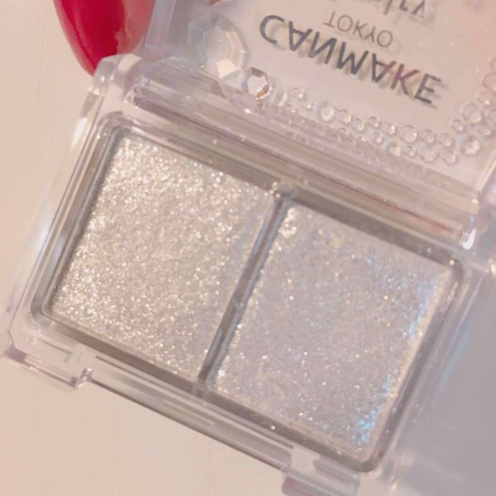 儚げ透明感は、660円で買える時代。CANMAKEの名品、ジュエリーシャドウベール特集