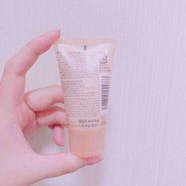 バランス肌用オールインワン美容液ジェル/無印良品/オールインワン化粧品を使ったクチコミ(2枚目)