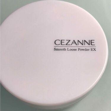 スムース ルースパウダーEX/CEZANNE/ルースパウダーを使ったクチコミ(1枚目)
