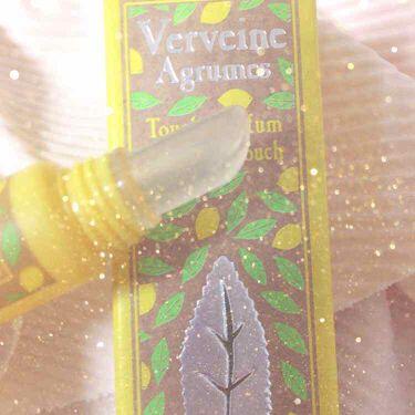 シトラスヴァーベナ ジェリーフレグランス/L'OCCITANE/香水(その他)を使ったクチコミ(2枚目)