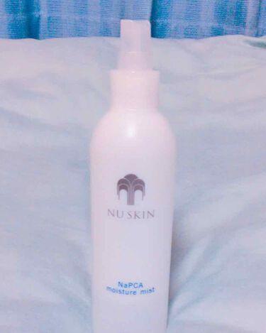 Napcaモイスチャーミスト/ニュースキン/ミスト状化粧水を使ったクチコミ(1枚目)