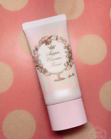 Lunaさんの「クラブすっぴんクリーム マシュマロマット(ホワイトフローラルブーケの香り)<化粧下地>」を含むクチコミ