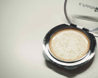 K-Palette リアルラスティング グリッターシャドウ