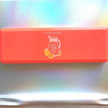 プレイカラー アイズ #インザカフェ/ETUDE HOUSE/パウダーアイシャドウを使ったクチコミ(1枚目)