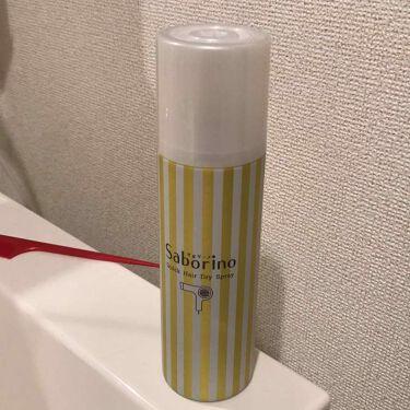 速く乾かスプレーn フルーティハーブの香り/サボリーノ/アウトバストリートメントを使ったクチコミ(1枚目)