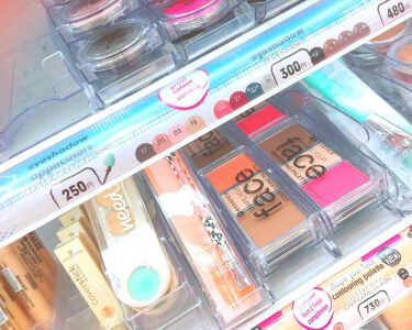 sheer & shine lipstick/essence/口紅を使ったクチコミ(4枚目)