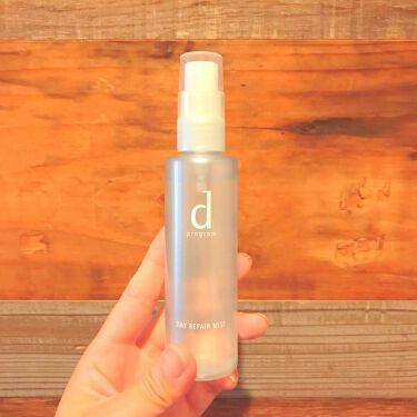 デーリペアミスト/d プログラム/ミスト状化粧水を使ったクチコミ(1枚目)