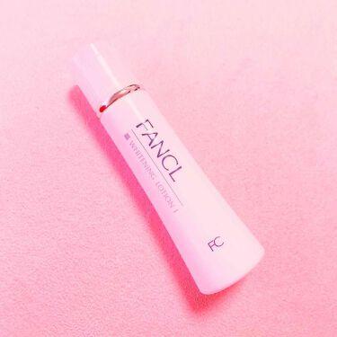 ホワイトニング 化粧液(さっぱり)/ファンケル/化粧水を使ったクチコミ(1枚目)